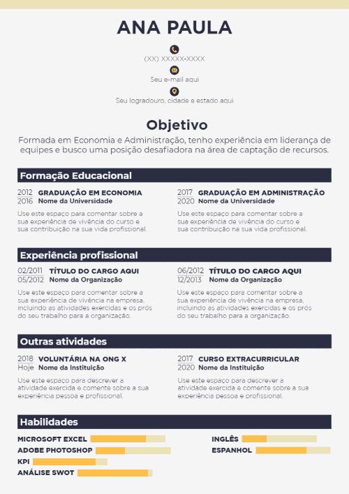 dicasparacriarcurriculo4 - 9 dicas para criar um currículo e conquistar o emprego dos sonhos