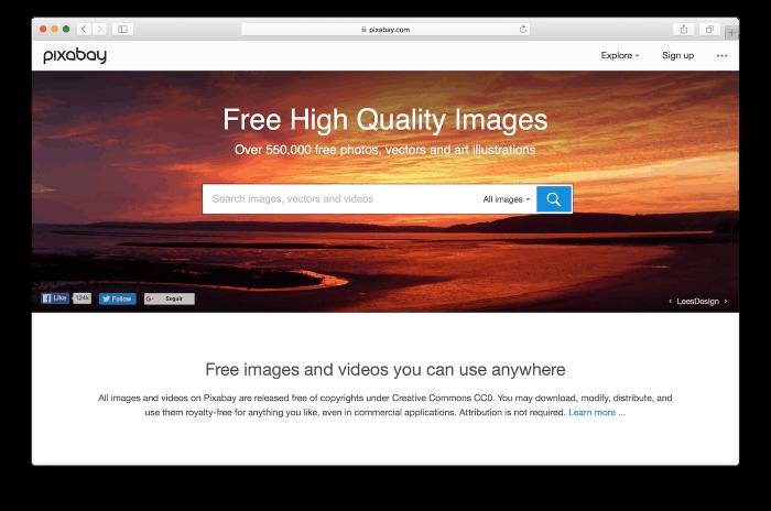 bancosdeimagensgratuitos1 - Bancos de imagens gratuitos: 8 sugestões que farão seus projetos brilharem