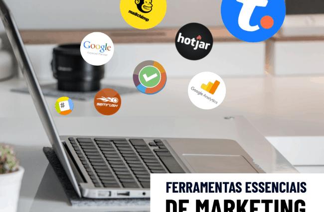Melhores ferramentas de marketing digital: top 8