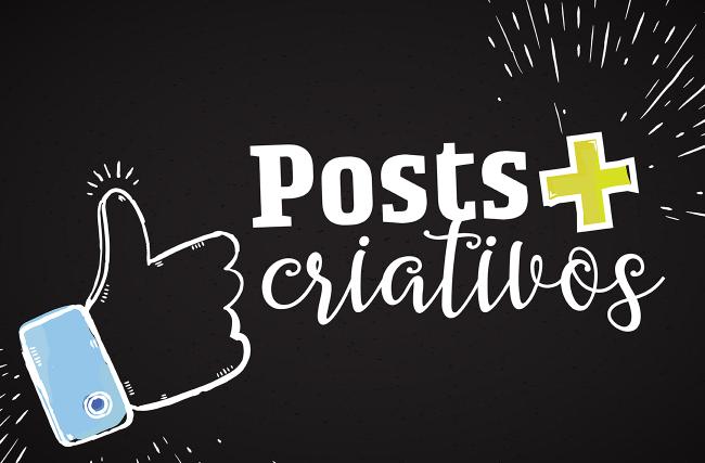 15 ideias criativas de post para Facebook