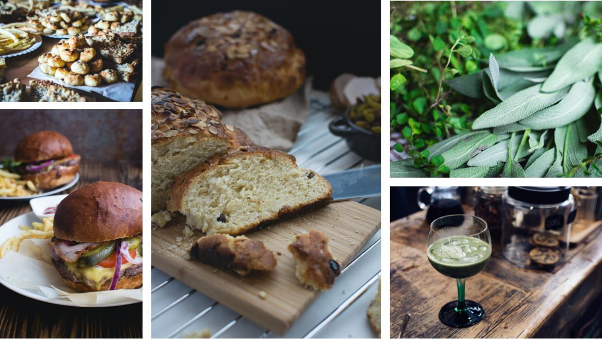 Culinaria moodboard - Mood Board ou Painel Semantico: saiba o que é e como usar
