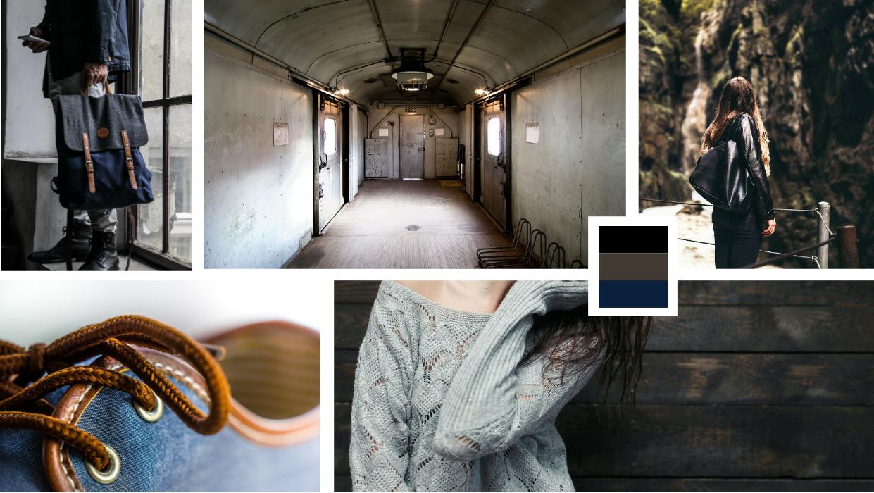 Fashion moodboard - Mood Board ou Painel Semantico: saiba o que é e como usar