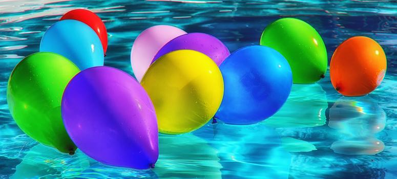 post para facebook Balões
