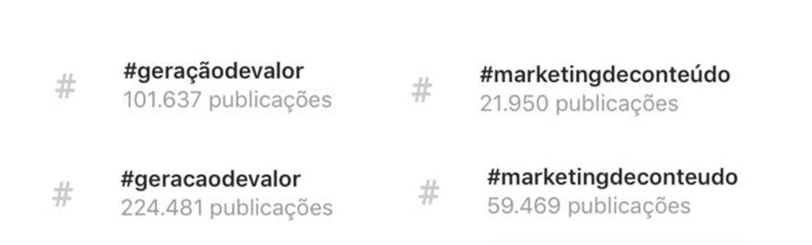 CARRE - Hashtag para Instagram: você está usando do jeito correto?
