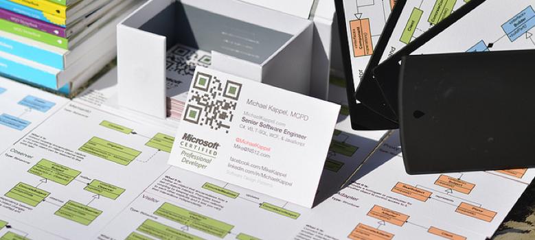 amostra de cartão - Como fazer cartão de visita fácil: entenda esta arte