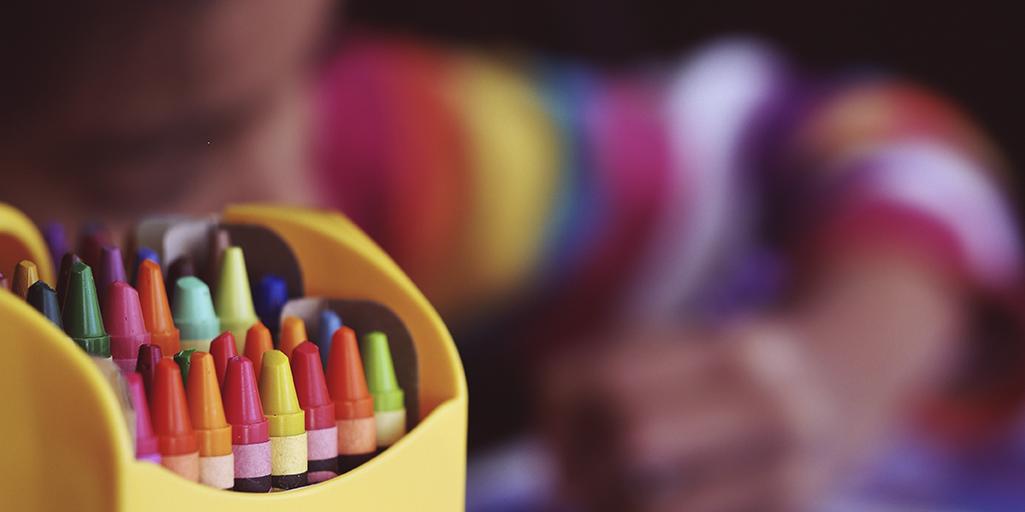 Preferências por cores de acordo com o sexo