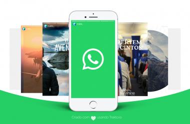 Status Para Whatsapp Templates Gratuitos E Passo A Passo De Como Criar