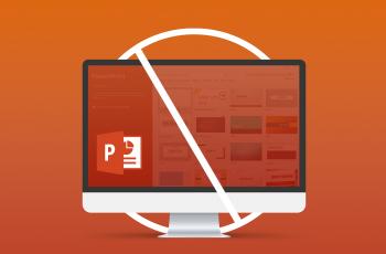 Temas para PowerPoint: 8 motivos para você desistir de usar