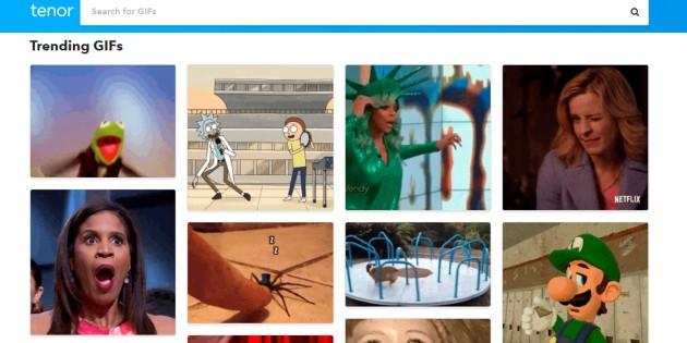 bancosdegifsanimadosgratis5 - Bancos de gifs animados grátis: top 7 para criar apresentações muito acima da média