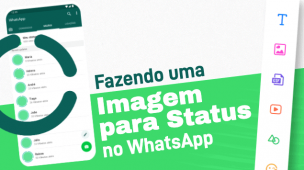 imagem de status para whatsapp
