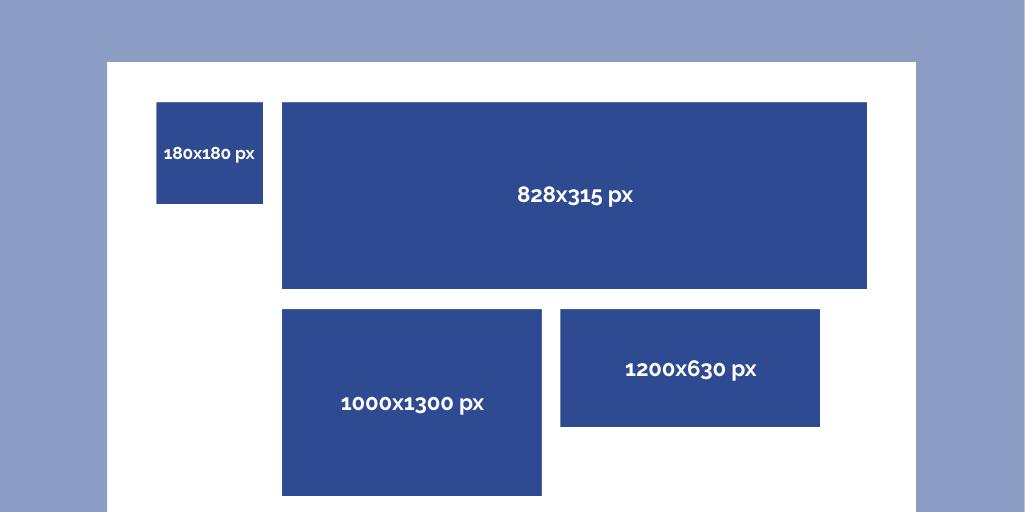 tamanhos - Imagens para postar no Facebook: guia completo para criar, publicar e vender mais