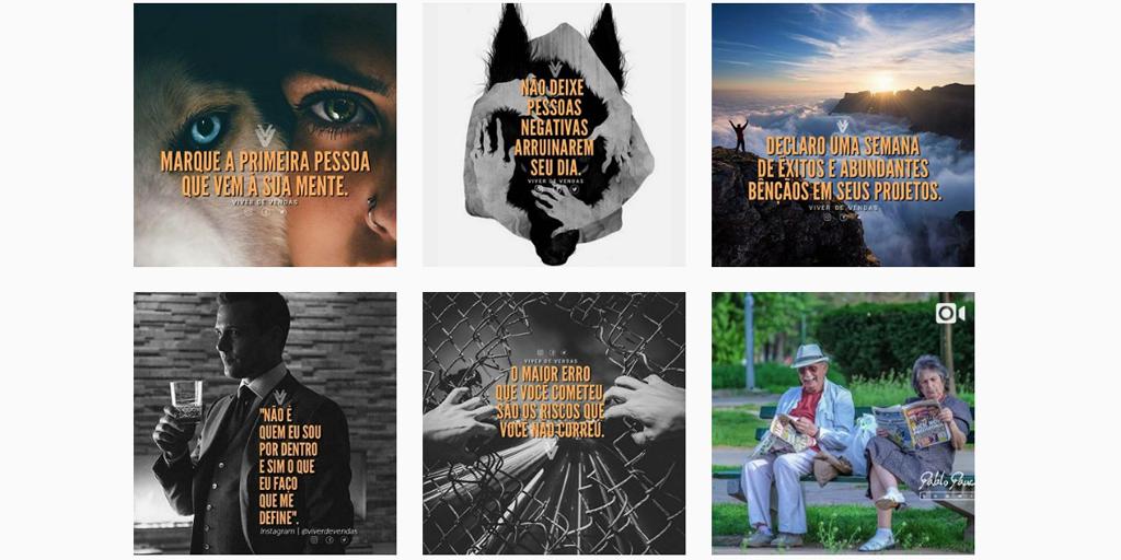 vv - Imagens do Instagram: aprenda a criar e encantar seus seguidores