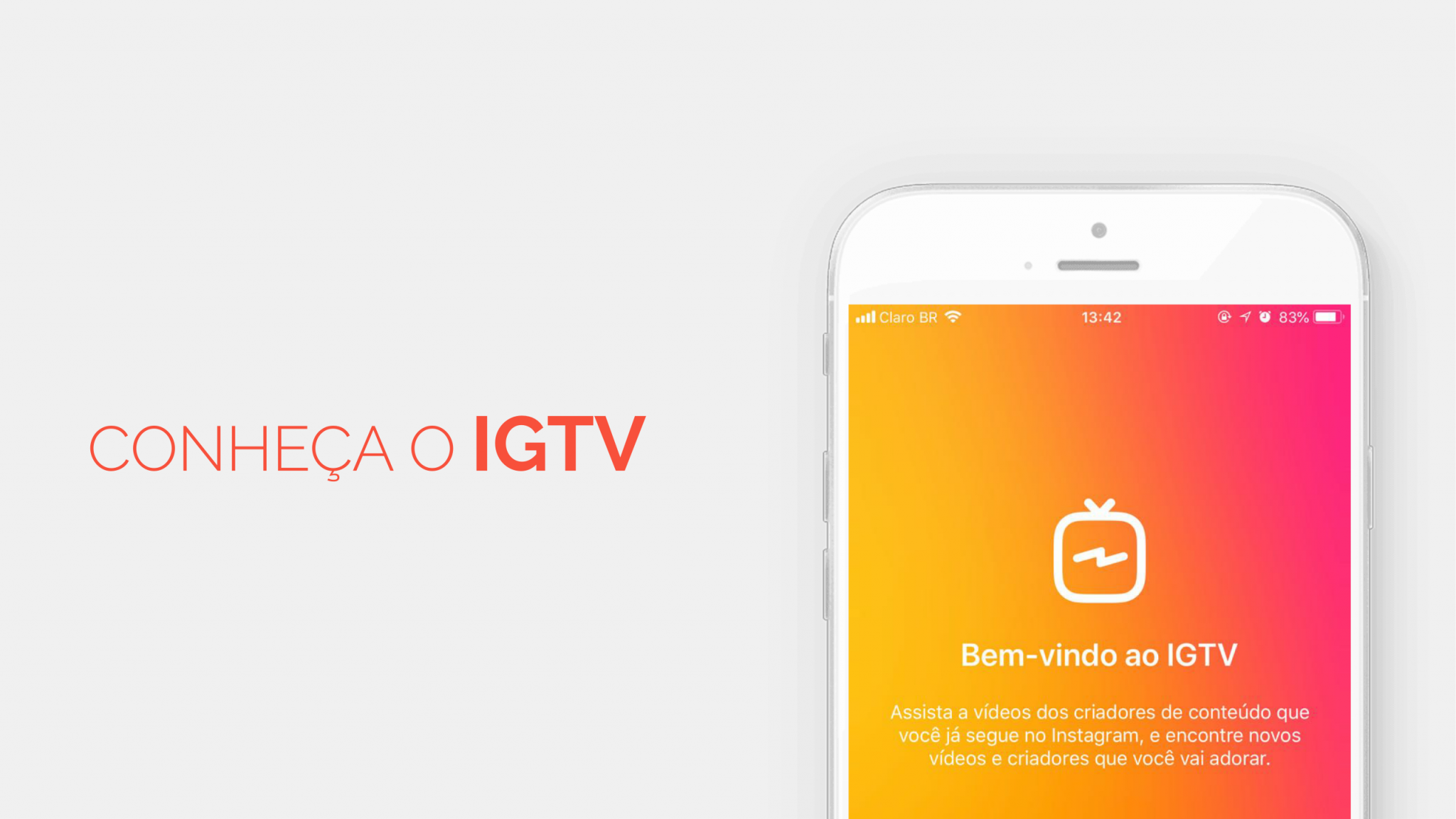 Conheça o IGTV