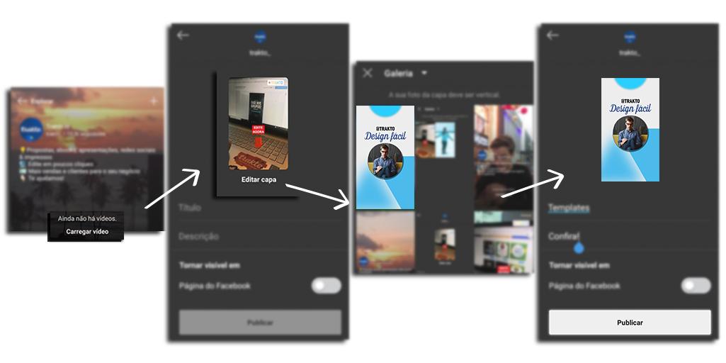 tela 2 - Instagram: Como criar capas personalizadas para o IGTV