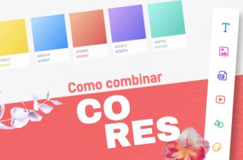 Como combinar cores: TUDO o que você precisa saber para criar materiais incríveis