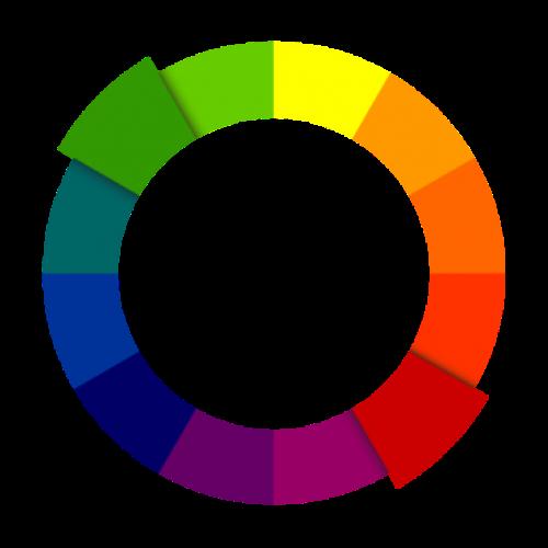 comocombinarcores5 - Como combinar cores: TUDO o que você precisa saber para criar materiais incríveis