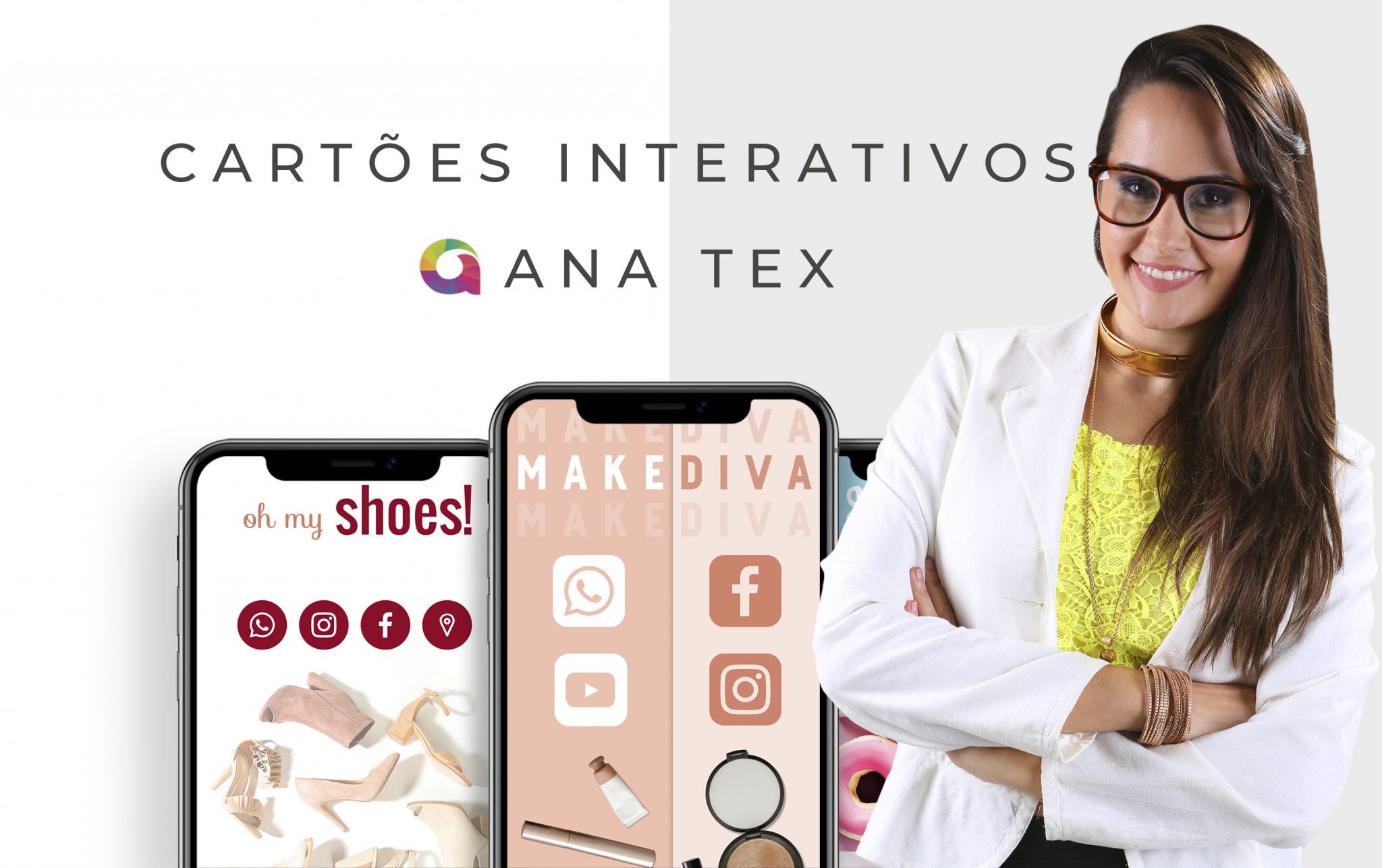 intercom ana tex - Como montar slides: passo a passo definitivo