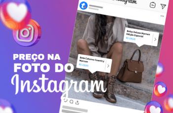 Como colocar o preço nas fotos no Instagram? Tutorial completo