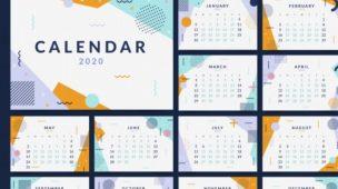 calendário editorial para redes sociais