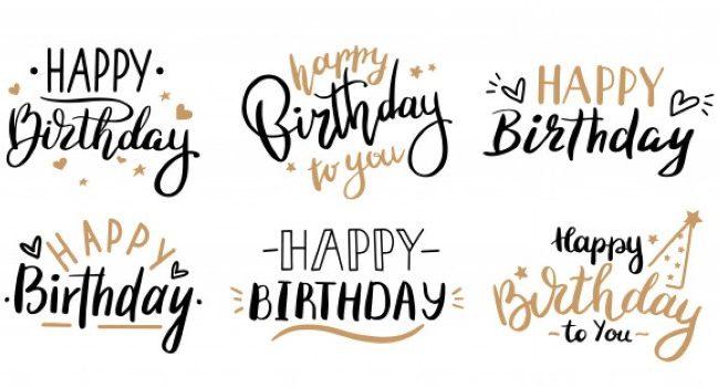 Cartões virtuais de aniversário: 5 modelos que inspiram +