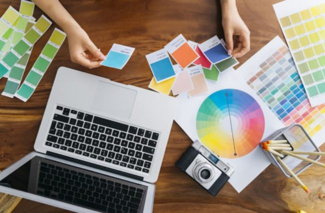 7 elementos de design para explorar e fazer projetos incríveis