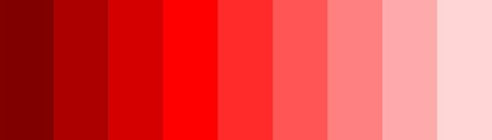 esquema monocromatico trakto - O que é harmonia das cores e por que é tão importante no design