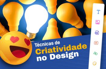 7 técnicas de criatividade no design para ter ideias geniais