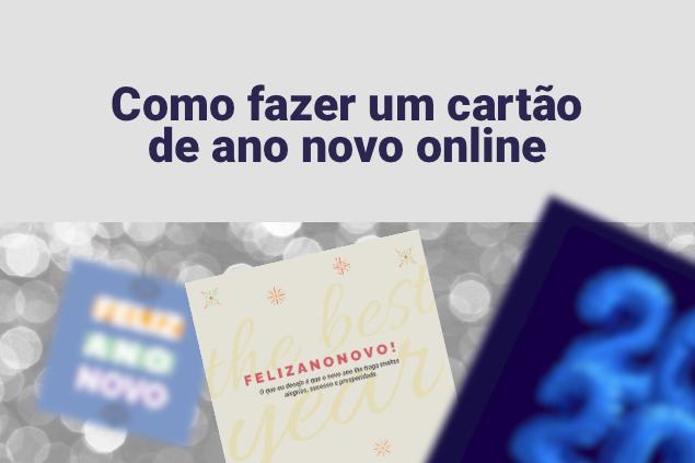 Cartão de ano novo online: como criar um especial?