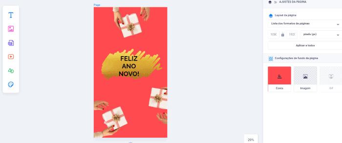 cartaodeanonovoonline3 - Cartão de ano novo online: como criar um especial?