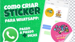 como criar sticker whatsapp