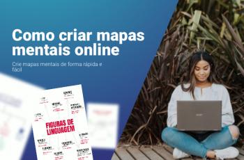Como criar um mapa mental online: passo a passo + exemplos