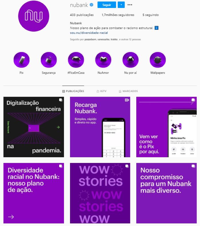 organizacaodofeeddoinstagram1 - Organização do feed do Instagram: dicas para deixar seu perfil atraente