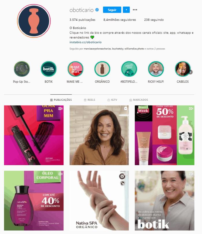 organizacaodofeeddoinstagram3 1 - Organização do feed do Instagram: dicas para deixar seu perfil atraente