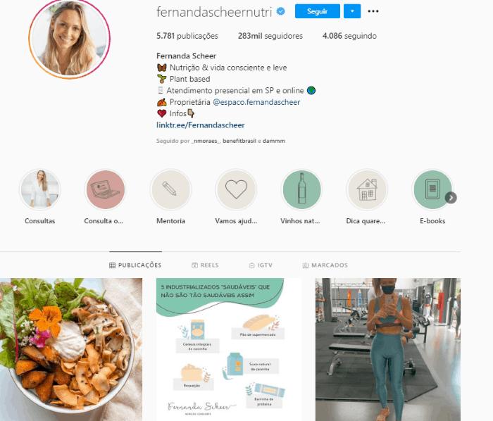 postsparainstagramdenutricionista6 - Posts para Instagram de nutricionista: dicas e perfis que inspiram