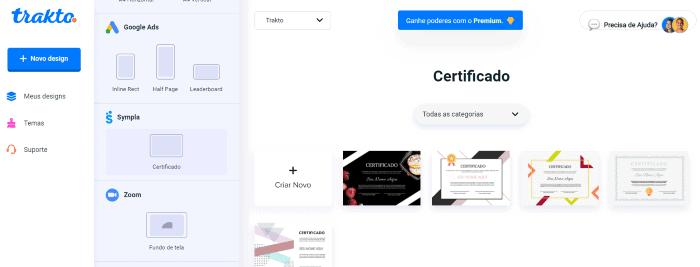 modelosdecertificadodecurso1 - Modelos de certificado de cursos: 4 opções encantadoras para usar