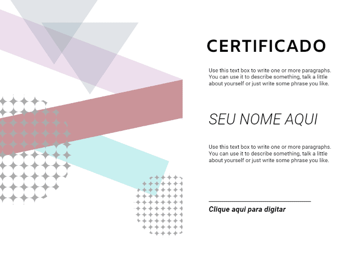 modelosdecertificadodecurso8 - Modelos de certificado de curso online ou presencial prontos para usar