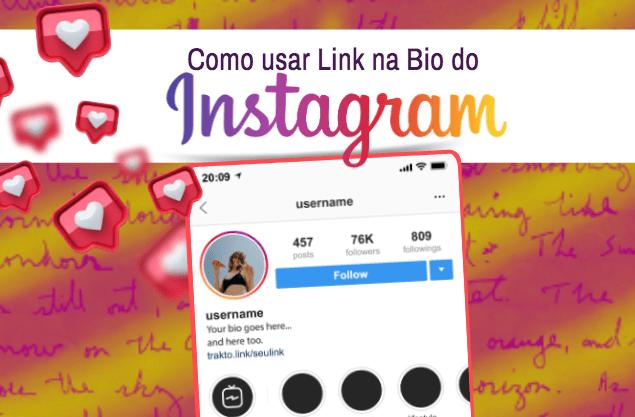 Como usar link na bio do Instagram e fazer sua estratégia brilhar?
