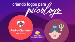 criar logo para psicólogo