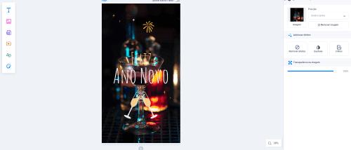 exemplodecartaodeanonovo2 - Exemplos de cartão de ano: como criar um e modelos para se inspirar
