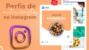 perfis de nutricionistas no instagram
