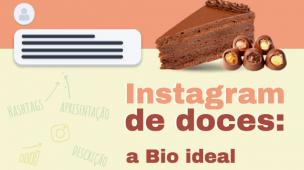 bio para instagram de doces