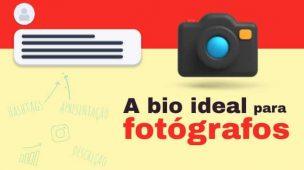 bio para instagram de fotografia