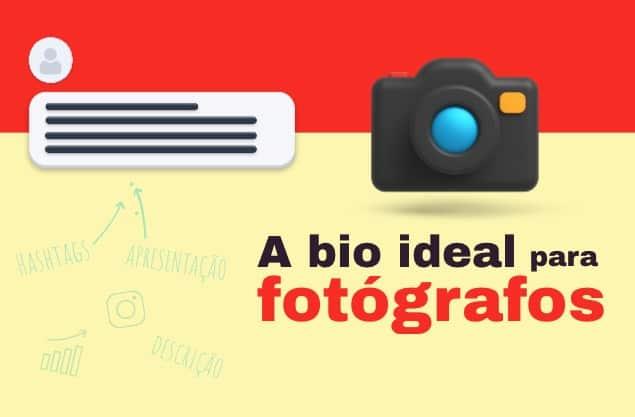 Bio para instagram de fotografia: será que ela é mesmo importante?