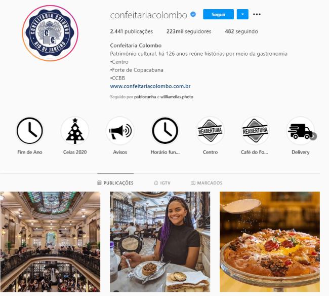 bioparainstagramdedoces2 - Como criar uma bio para Instagram de doces de dar água na boca?