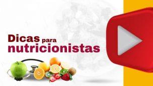 canal de youtube de nutricionista