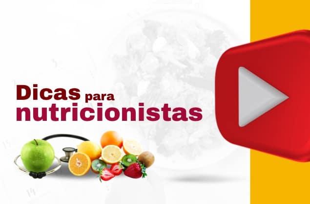 Canal de Youtube de nutricionista: dicas de ouro para criar um icônico