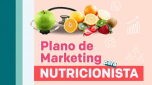 plano de marketing para nutricionista