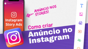 anúncio- no instagram stories
