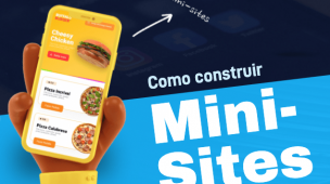 como construir mini sites