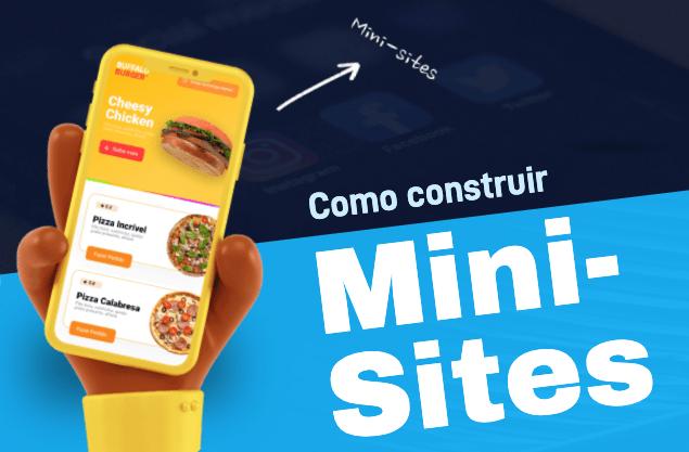 Como construir mini sites e dar um boost em suas vendas?